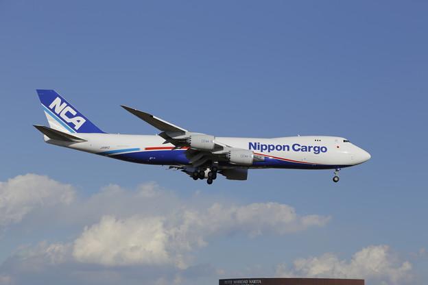 日本貨物航空 B747-8F JA16KZ (4)