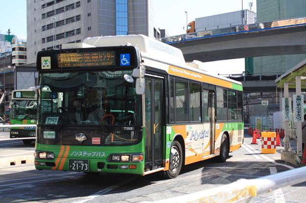 東京都交通局 B-T252