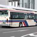 Photos: 茨城交通 日野・レインボーHR 1450号車 後部