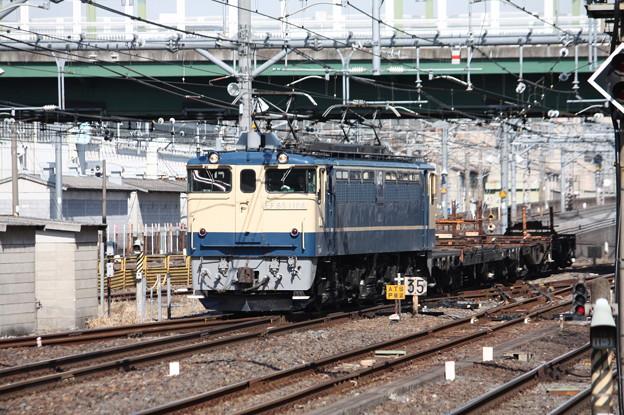 工9774レ 高崎操工臨 EF65 1104牽引 (4)