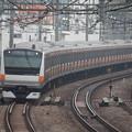 Photos: E233系T20編成 TK出場回送 (6)