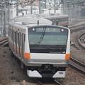 Photos: E233系T20編成 TK出場回送 (9)