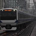 E531系K415+K470編成 試9395M 上野東京ライン試運転