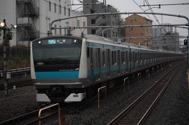 京浜東北線 E233系1000番台サイ127編成