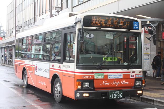 東武バス 5004号車