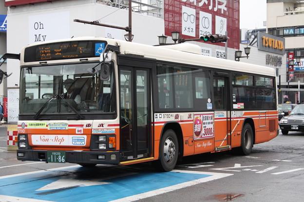 東武バス 9790号車