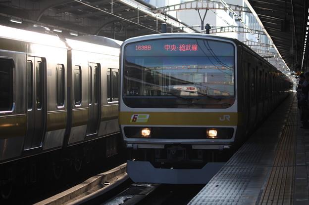 総武線 E231系ミツB41編成