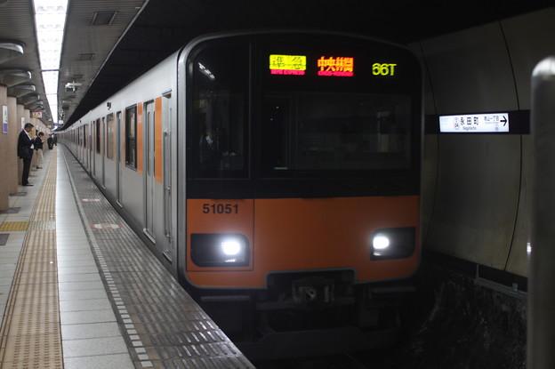 東京メトロ半蔵門線 東武50050系51051F