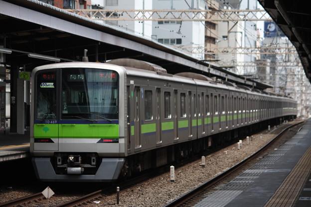 京王線 都営10-300形10-469F
