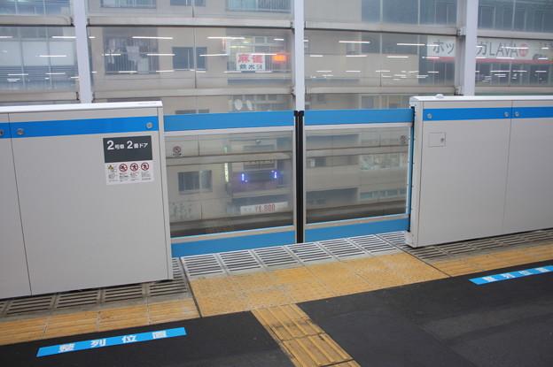 京浜東北線 赤羽駅 ホームドア