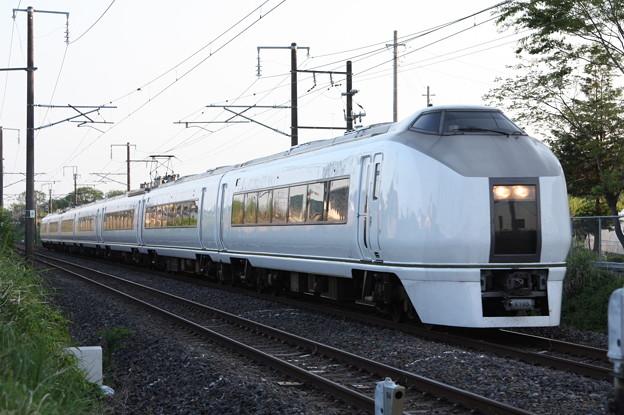 651系K105編成 9425M 快速ぶらり川越号 (5)