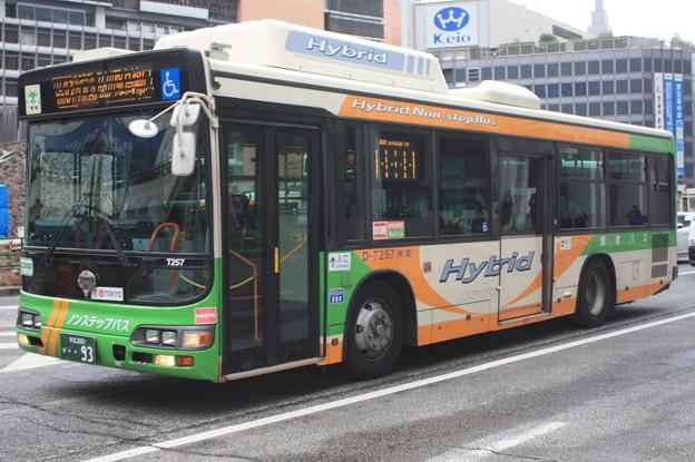 都営バス D-T257