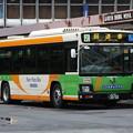 都営バス 新型エルガ Y-B715