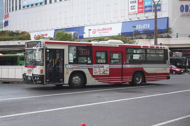 関東バス A1139