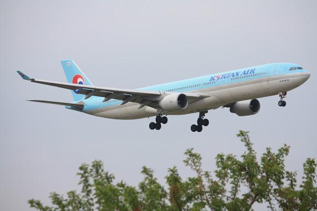 大韓航空 エアバスA330-300 HL7587