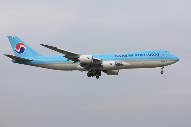 大韓航空カーゴ ボーイング747-8F HL7639 (1)