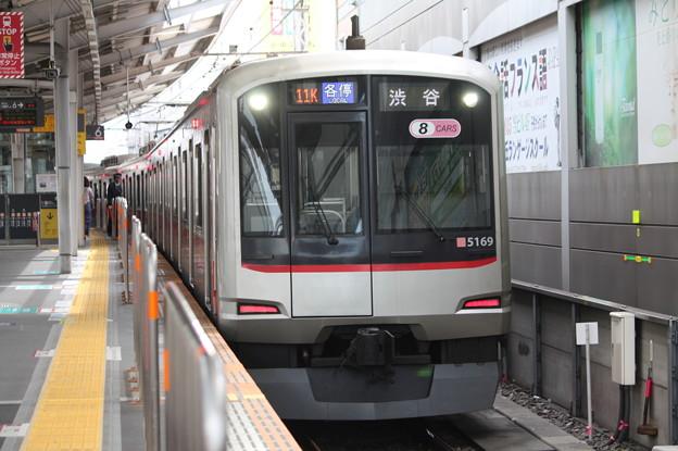東急東横線 5050系5169F