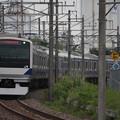 Photos: 常磐線 E531系K423編成 1152M 普通品川行