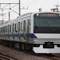Photos: 常磐線 E531系K423編成 1152M 普通品川行 (1)