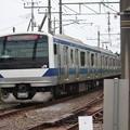Photos: 常磐線 E531系K423編成 1152M 普通品川行 後追い