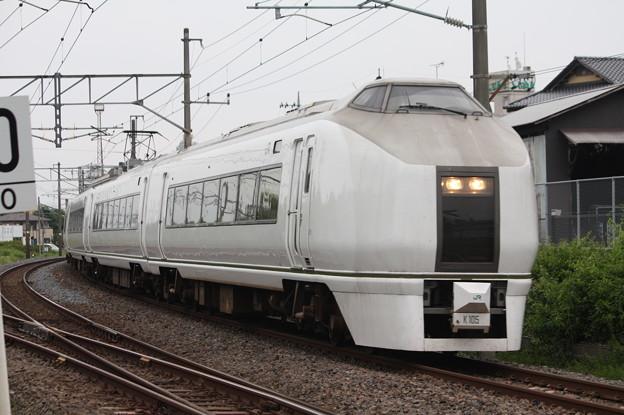 651系K105編成 9114M 急行ぶらり横浜・鎌倉号 (5)