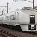 Photos: 651系K105編成 9114M 急行ぶらり横浜・鎌倉号 (5)