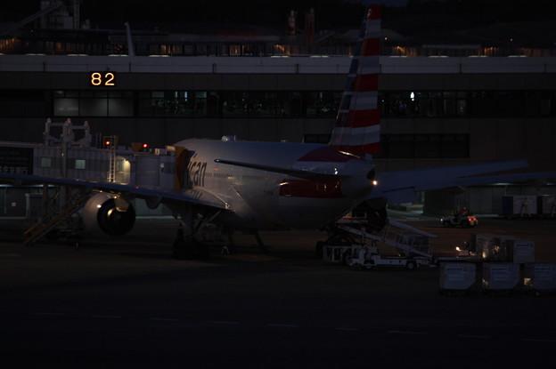 アメリカン航空 ボーイング777-200