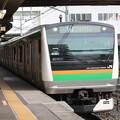 高崎線 E233系3000番台E-55編成