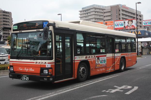 東武バス 5130号車