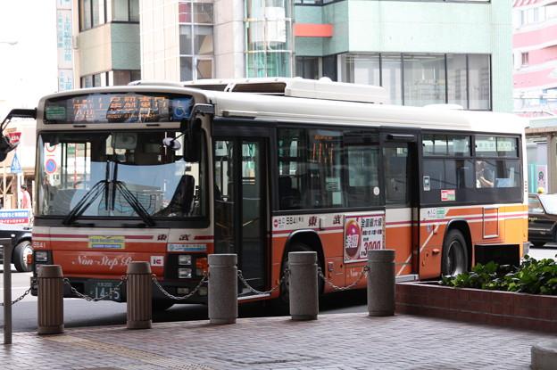 東武バス 9841号車