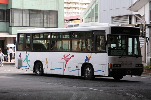 けんちゃんバス 大宮200か2399
