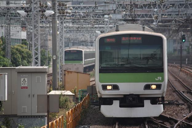 山手線 E231系500番台トウ519編成