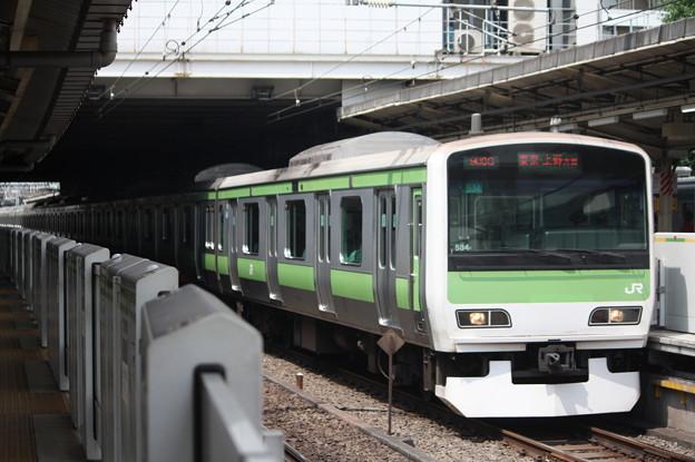 山手線 E231系500番台トウ534編成