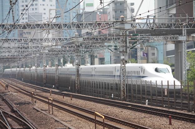 東海道新幹線 N700系2000番台X35編成