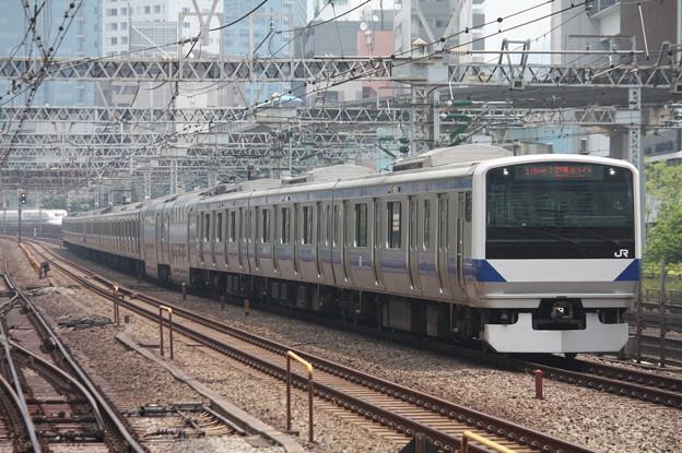 常磐・東海道線 E531系K416編成