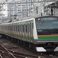東海道線 E233系3000番台E-55編成