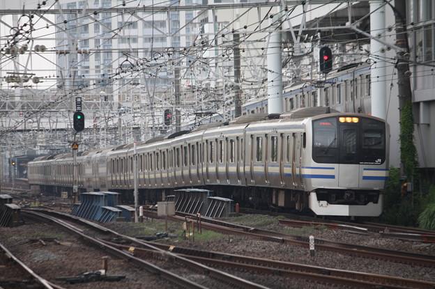 横須賀線 E217系Y-5編成