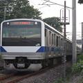 常磐線 E531系K421編成 1221M 普通 勝田 行