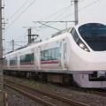 E657系K12編成 22M 特急 ひたち22号 品川 行 (1)