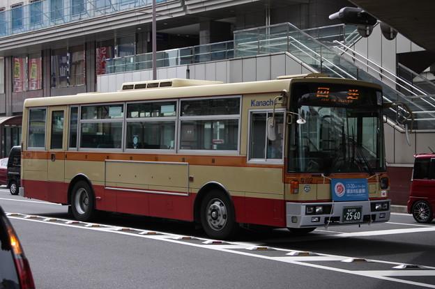 神奈川中央交通 な102号車