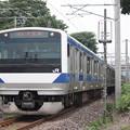 常磐線 E531系K405編成 359M 普通 勝田 行