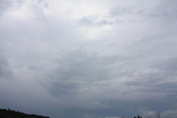 夏の空と雲 (11)
