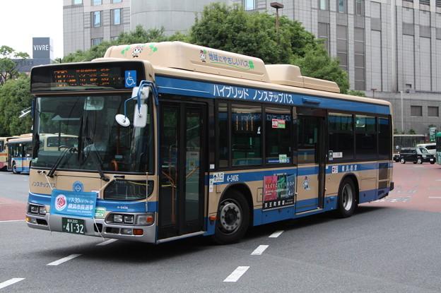 横浜市営バス 4-3406号車