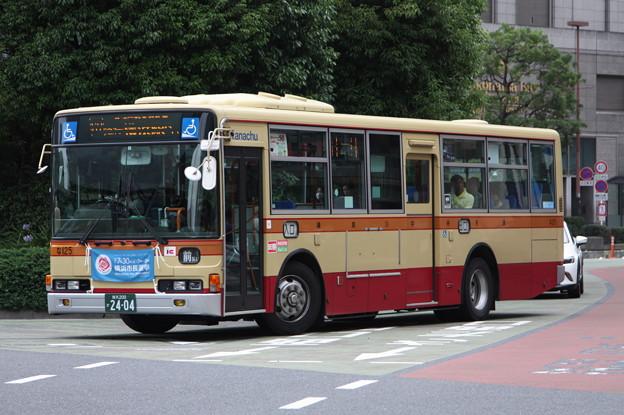 神奈川中央交通 な125号車