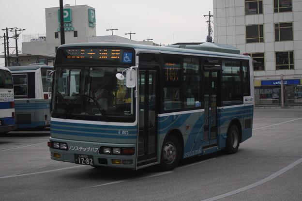 関鉄グリーンバス G005
