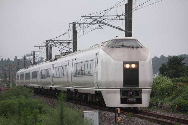 651系K105編成 9401M 急行 ロックインジャパン号 (5)