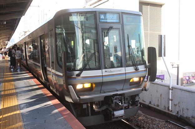 JR神戸線 223系2000番台W36編成