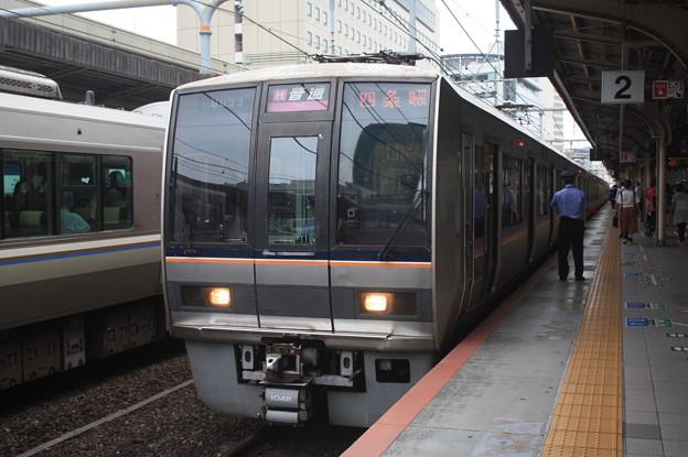JR神戸線 207系1000番台T19編成