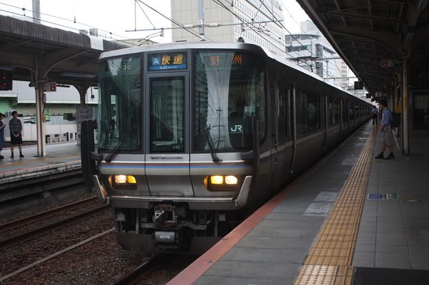 JR神戸線 223系2000番台V48編成