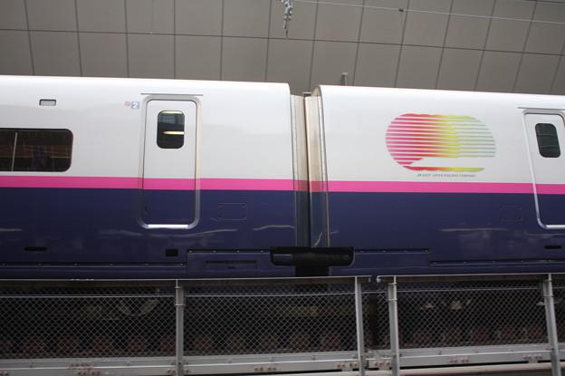 E2系1000番台 側面